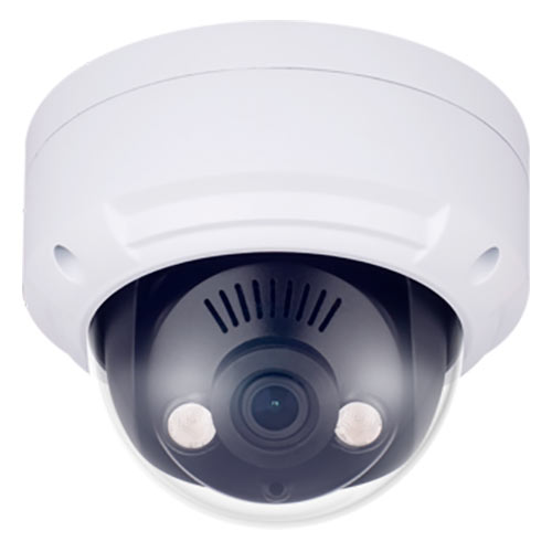 4MP IP IK FIXED DOME