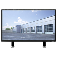 "Wbox 40"" 1080p LED HDTV"