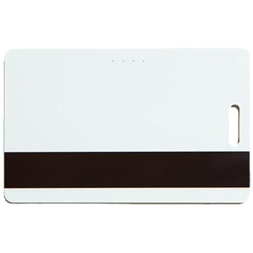 ADI Credentials ISO Printable Card with Magstrip, 26-40bit Seq Mat Prog, Vertical Slot