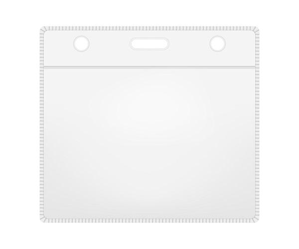 "Horiz Card Holder 3.94"" X 3.03'' X 040"" Slot Holes"