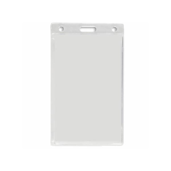 "Vert Card Holdr Non PVC 2.55""3.63""x.040"" Eva Chain"