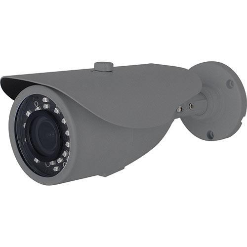 W Box 2MP 2.8-12mm IR Outdoor Bullet Camera, Grey