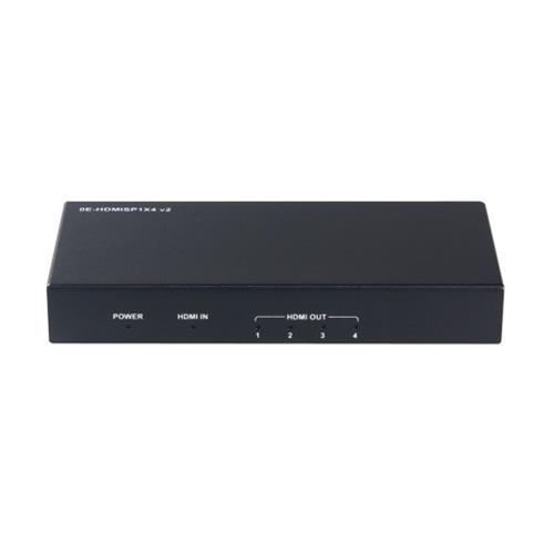 1x4 Splitter 4k@60hz Hdr HDMI 2.0/Hdcp 2.2