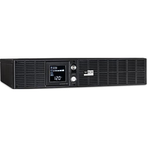 W Box 0E-RCKMT1000 1000VA Rack/Tower UPS