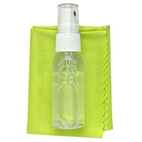 TV/MONITOR SCREEN CLEANER W/CLOTH