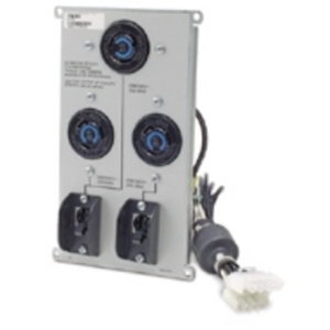 APC Symmetra RM 208/240V Backplate Kit w/(3) L6-20R