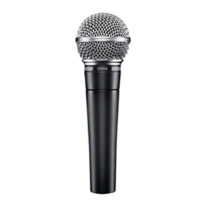 SM58S - Cardioid Hanheld Dynamic Microphone with Switch