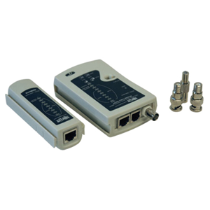 MULTI-FUNCTIONAL NETWORK CABLE TESTER RJ45-F/RJ11-F