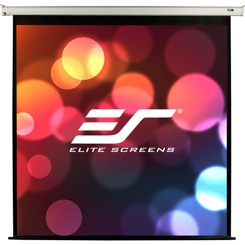 The Elite VMAX2 series electric/motorized screens are designed with simplicity and functionality in mind. This second generation series improves upon Elite's best-selling VMAX electric screens. Installation is a breeze and, with a number of control option