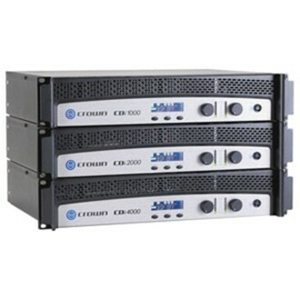 Harman Crown CDI 1000 Amplifier