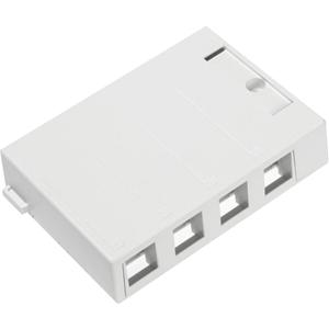 QP 4-Port SFC MT-White