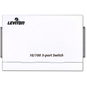 LEV SWITCH ENET 10/100 5 PT