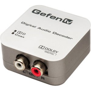 Gefen Digital Audio Decoder