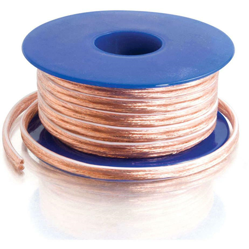 CBL 250FT 18AWG BULK SPEAKER WIRE