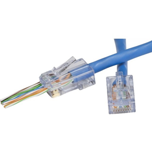Platinum Tools 202010J EZ-RJ45 Cat 6+ Network Connector