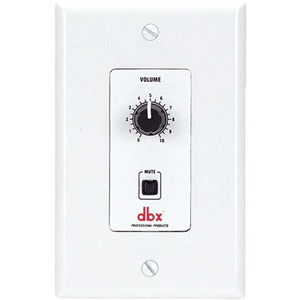 dbx ZC-2 Wall-Mounted Zone Controller