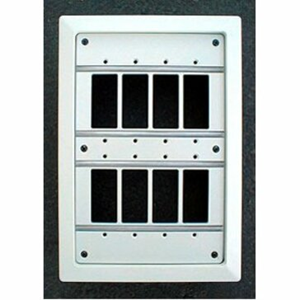 Pro-Wire MP-8 In-Wall Media Panel