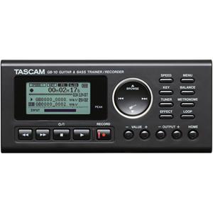 Tascam Guitar/Bass Trainer/Recorder - GB-10