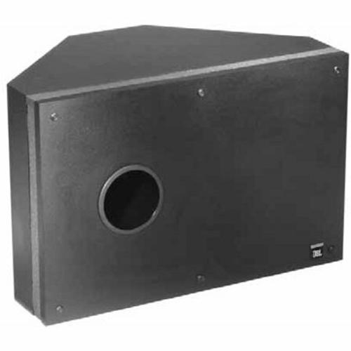 JBL Control SB-2 10 Stereo Input Dual Coil Subwoofer Black