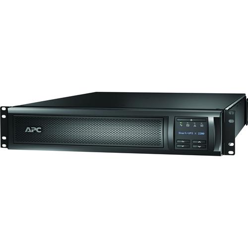 SMART-UPS X 2200VA RT LCD 120V L5-30P ONLINE 6X5-15R 2X5-20R