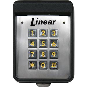 Linear PRO Access AK-11 Exterior Digital Keypad Access Device