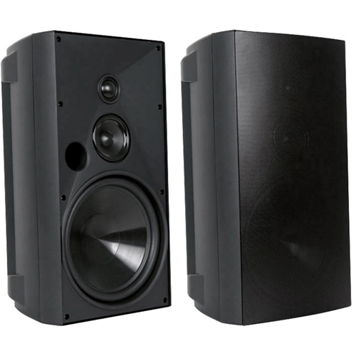 IN/OUT 8WF 3MR 1TW 175W BLK