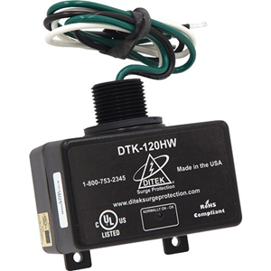 DITEK DTK-120HW Surge Suppressor