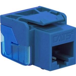 ICC Cat 5e, EZ, Modular Connector, Blue