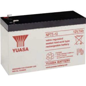 Yuasa (NP7.5-12) Battery