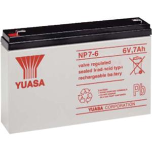 Yuasa (NP7-6) Battery