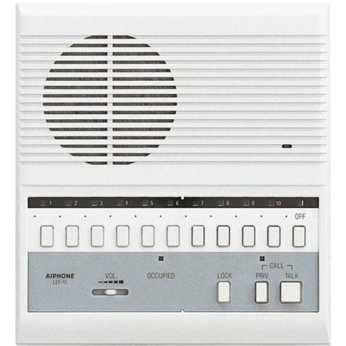 Aiphone LEF-10 Intercom Master Station