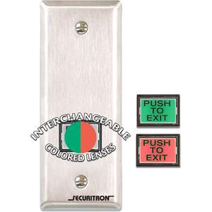 Securitron PB3EN Push Button