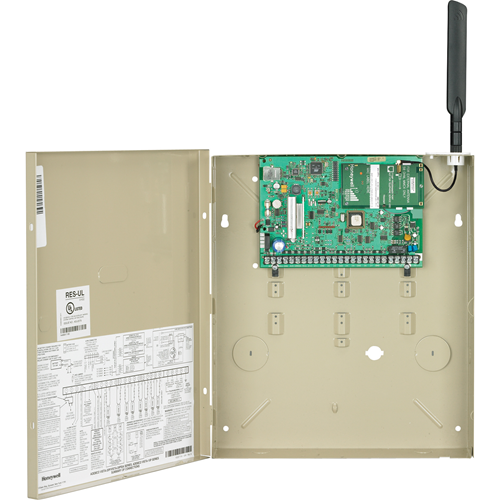 8 ZONE INTEGRATED IP CONTROL PANEL