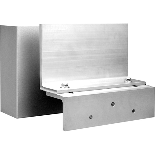 Securitron ZA-32/62 Mounting Bracket for Magnetic Lock - Stainless Steel