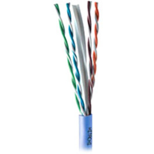 24/4 CAT6+CMR 1M GREEN BOX