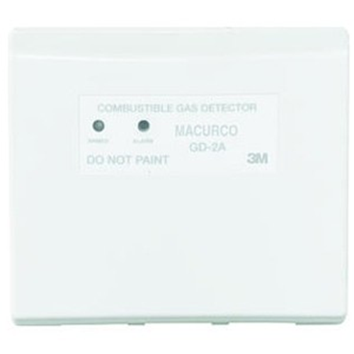 COMBUSTIBLE GAS DETECTOR,SURFACE MNT,12 TO 24 WHTE