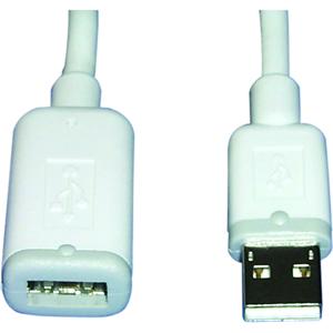 "USB A-A M-F 15"""