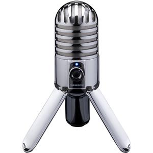 Samson Audio Meteor Mic - USB Studio Microphone - SAMTR