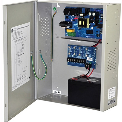 4 OUTPUT POWER SUPPLY/CHARGER - 12VDC