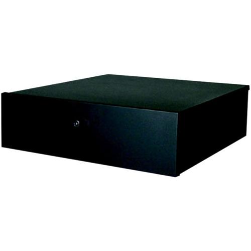 LOCK BOX UNIVERSAL USE BLACK