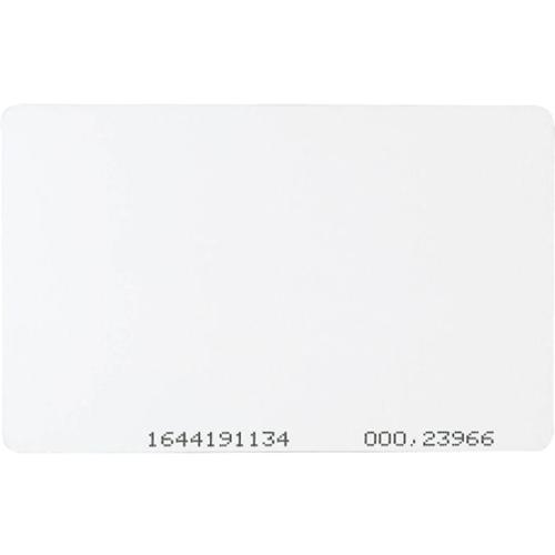 ADI   EM CARDS 125K KHZ ISO CARD/25 PKG