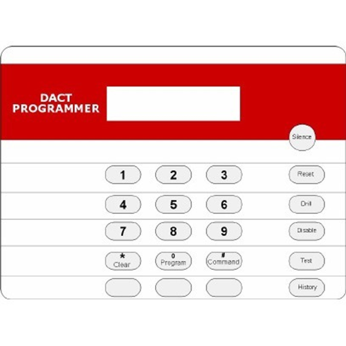 LCD KEYPAD FOR OEM DACT