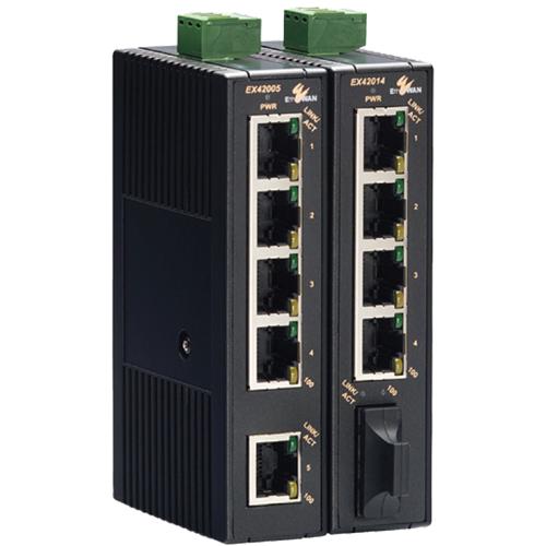 EtherWAN EX42005-00-1-A Ethernet Switch