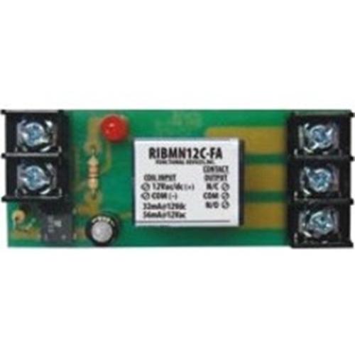 Functional Devices RIBMN12C-FA Polarized Relay
