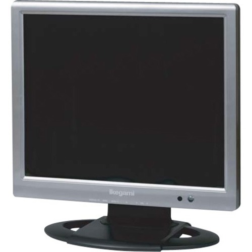 15' HI-RES SECURITY SURVEILANCE LCD MONITOR W/RMTE