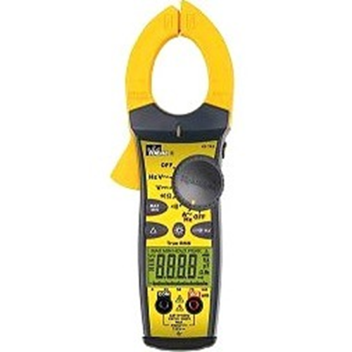 Pince amperemetrique TightSight a double ecran 660A en AC, TRMS, frequence, capacitance