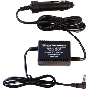 DC/DC 6V Power Supply (Dual Band Wireless Amplifier)