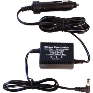 Wilson 6V DC Cigarette Lighter Power Supply