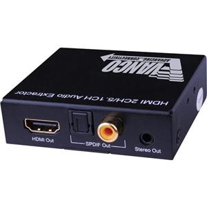HDMI DIG/ANALOG AUDIOEXTRACTOR