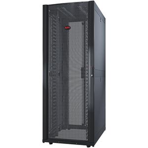 NETSHELTER SX 42U 750MMWX1070MM D NTWK ENCL W/SIDES CUST PAYS FRT